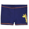 Pack of 2 Jungle Animal Print Swimming Trunks