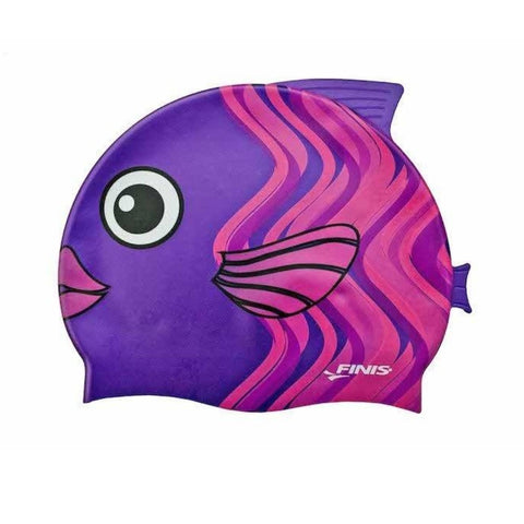 Finis Kids Swim Cap - Coral Fish
