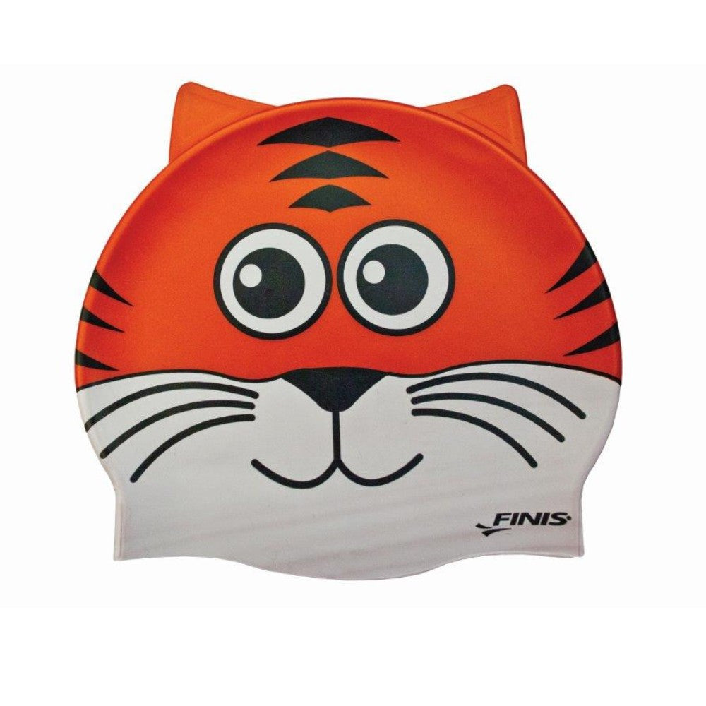 Finis Kids Swim Cap - Tiger