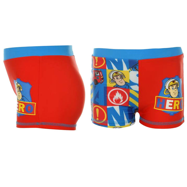 Fireman Sam Swim Pants