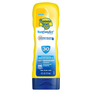 Banana Boat® SunComfort™ Sunscreen Lotion SPF 30