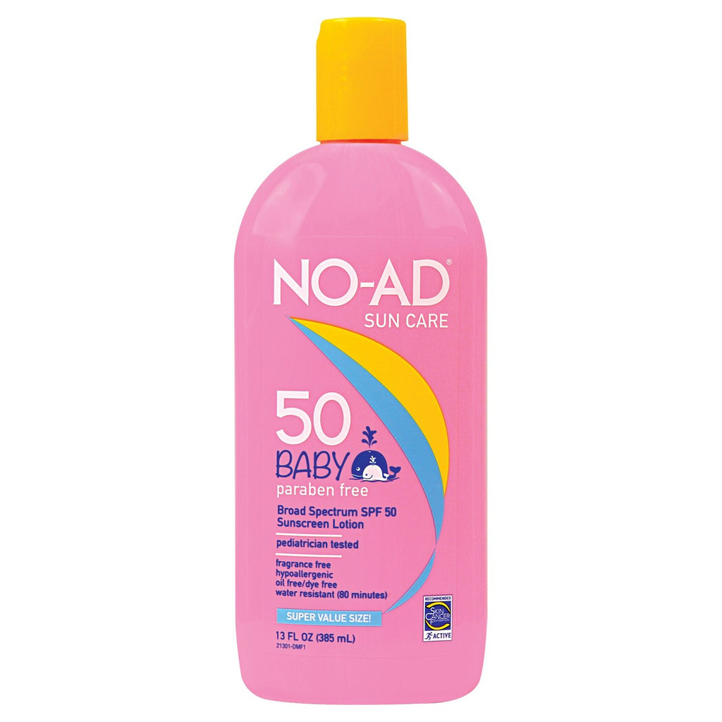 NO-AD Babies Sunscreen Lotion SPF 50
