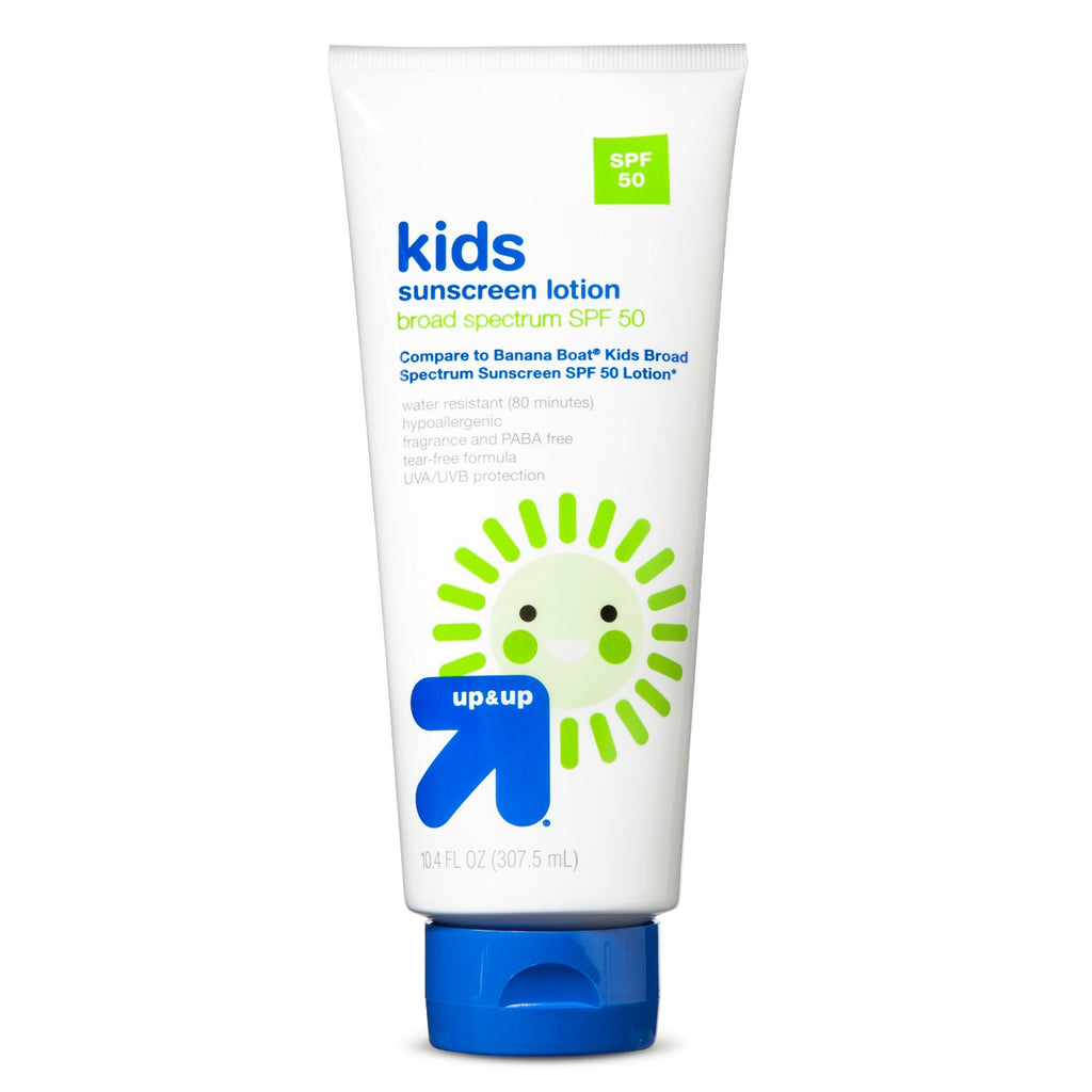 Up & Up Kids Sunscreen Lotion SPF 50