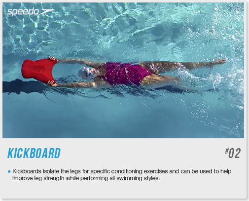 Speedo Elite Kickboard