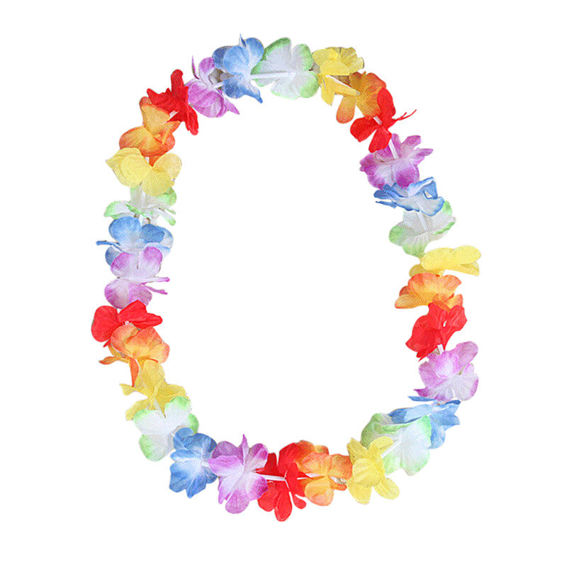 Hawaii Floral Garlands (Pack Of 5)