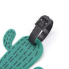 Cactus & Watermelon Luggage Tags (Pack of 2)