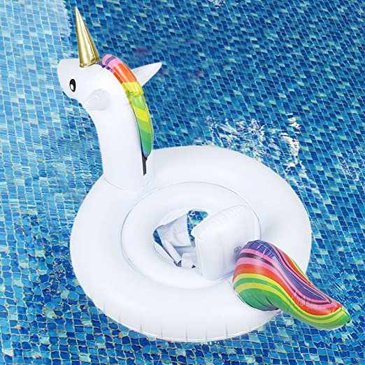 Baby Unicorn See-Me-Sit Ring
