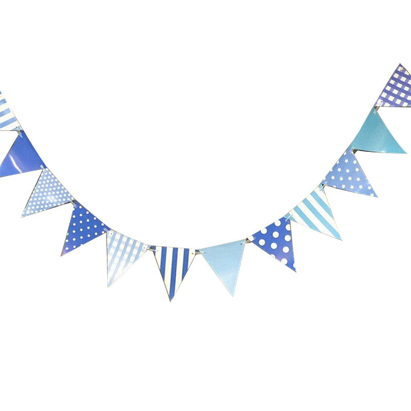 Nautical Paper Flag Bunting