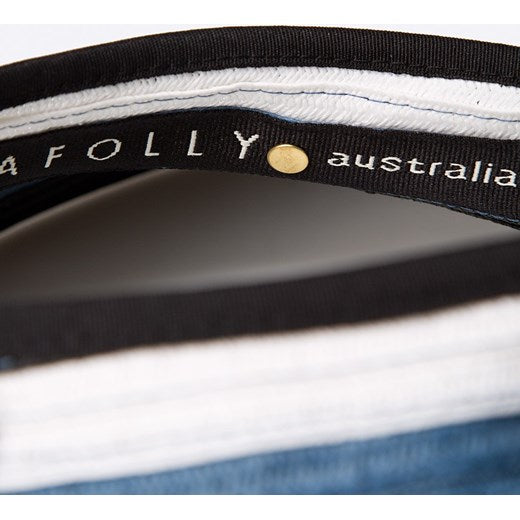 Seafolly Tie Back Visor