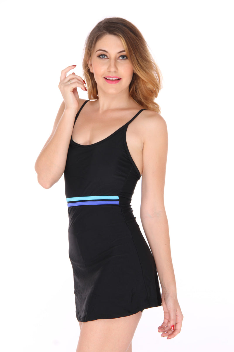 Sporty Aline Swimdress