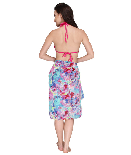 Color Splash Sarong