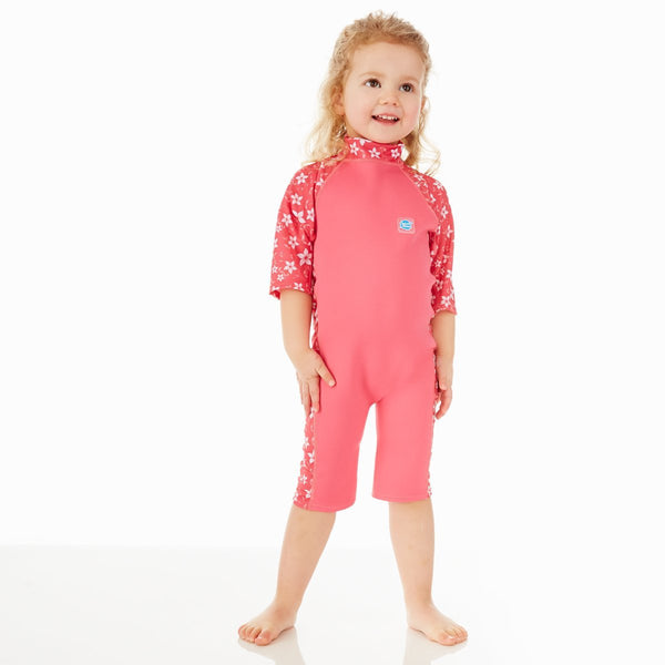 UV Combi Pink Blossom Wetsuit