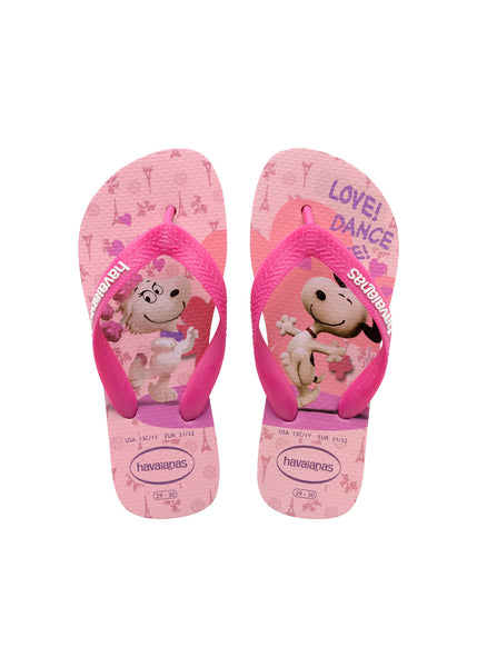 Kids Snoopy by HAVAIANAS (2 Colors)