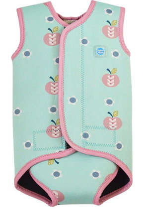 Splash About Baby Wrap™ Apple Daisy
