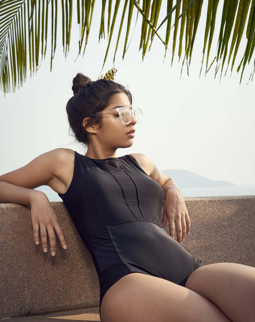 Alex Mesh Swimsuit