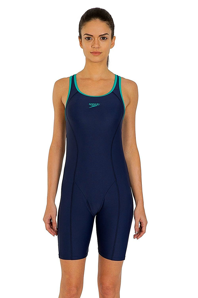 Speedo Essential Splice Racerback Legsuit