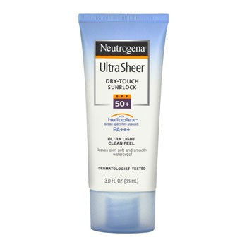 Neutrogena Ultra Sheer (30 ml)