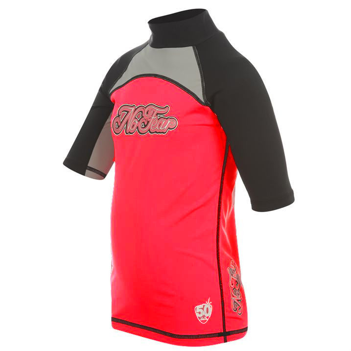 No Fear Rash Guard (7-8yrs)