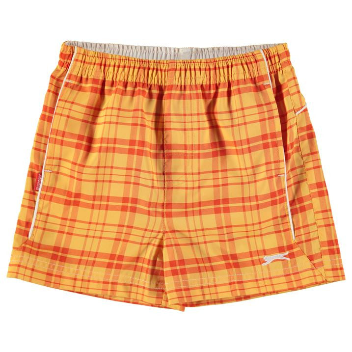 Slazenger Check Short