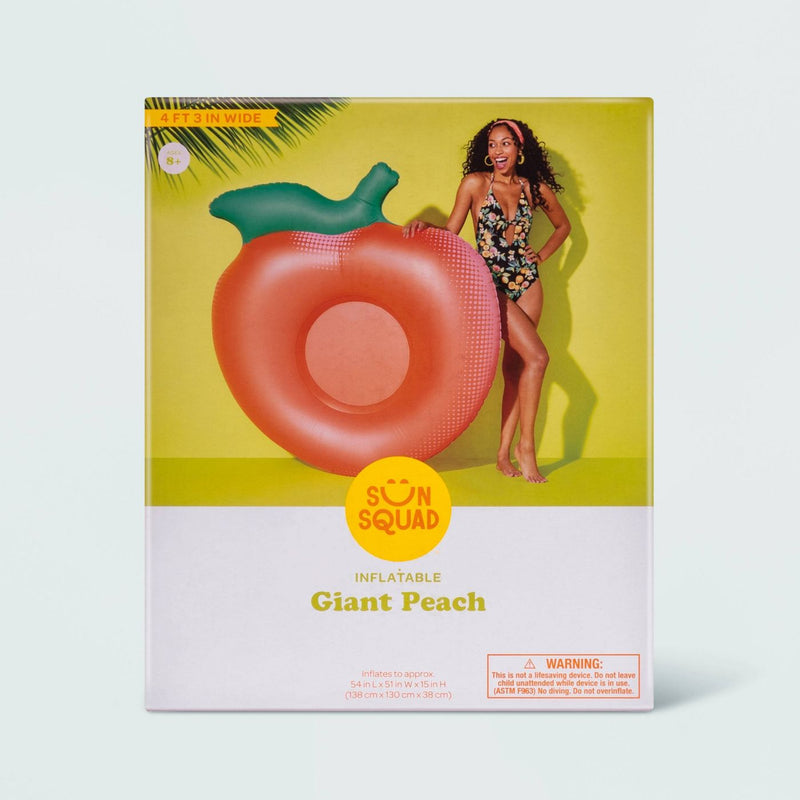 Peach Pool Float