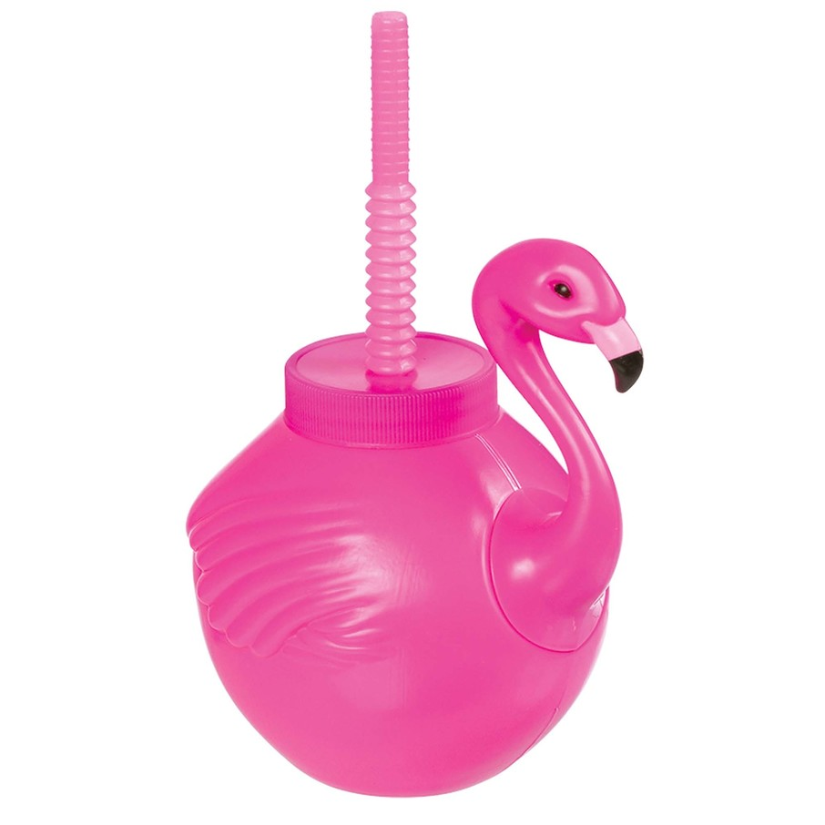 Flamingo Sippy Cup (500ml)