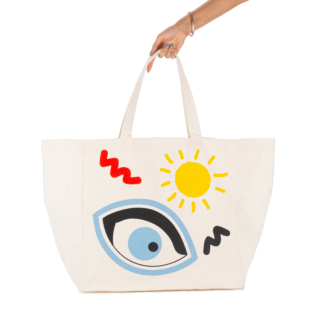 Shop Beach Bags Online India - The Beach Company - Pallavi SWADI Online