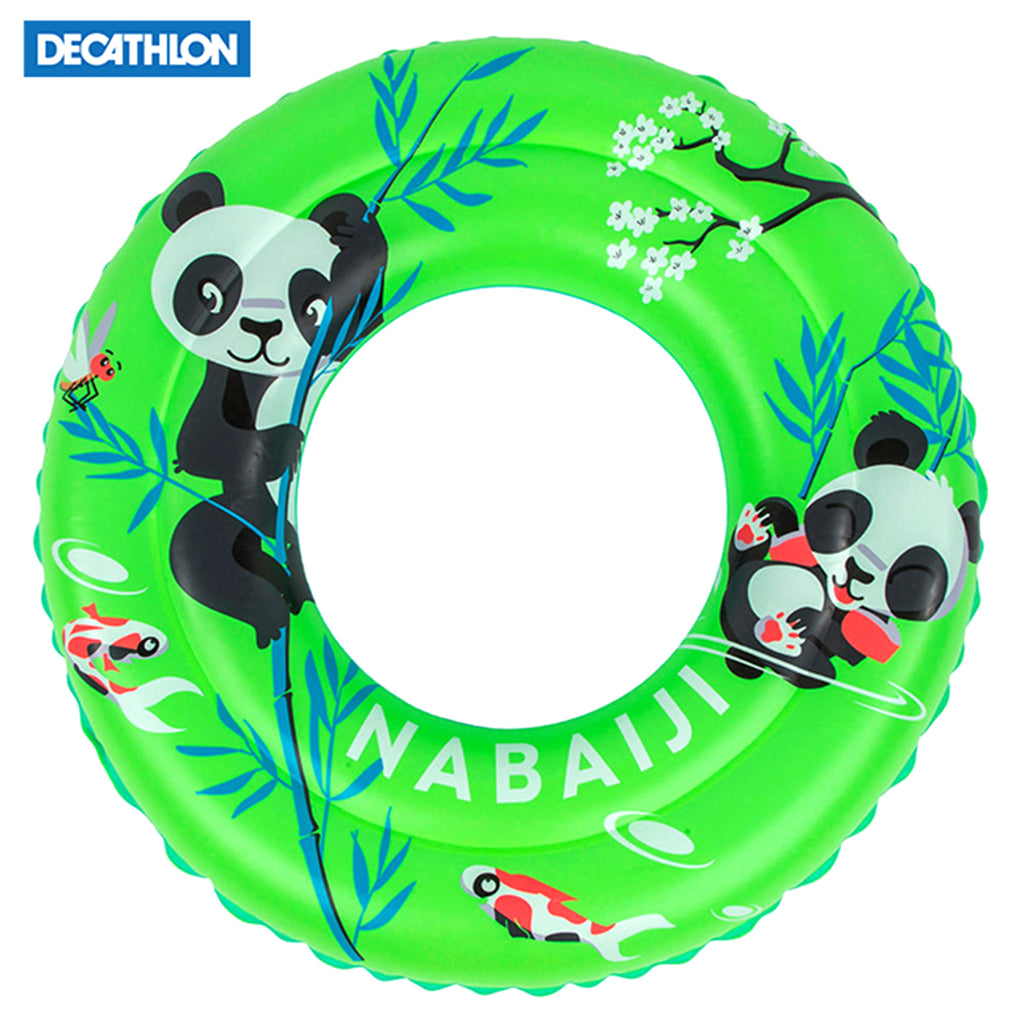 Swimming Ring Panda Green Kids