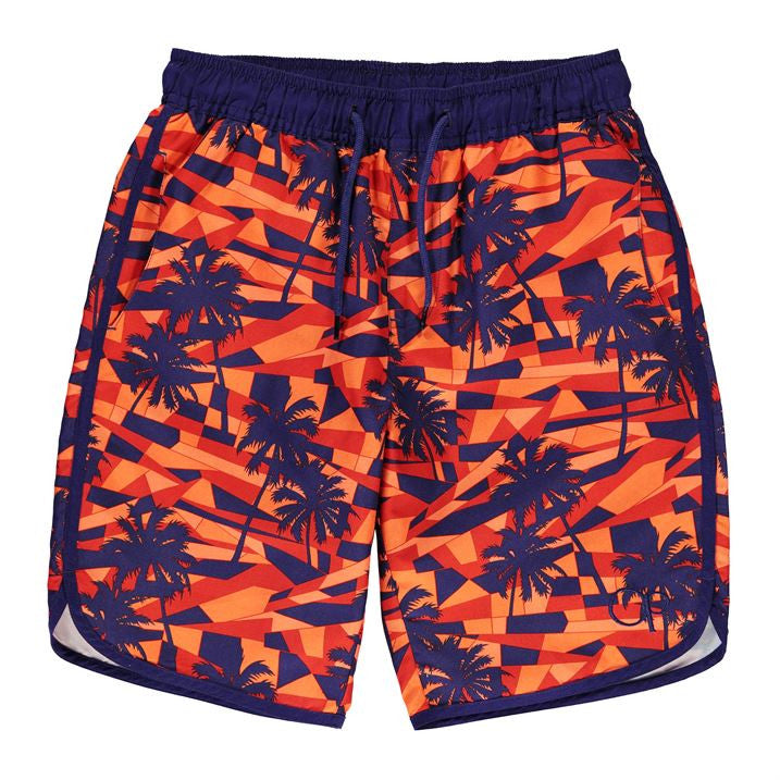 Ocean Pacific Geometric Shorts (Age 7-8 only)