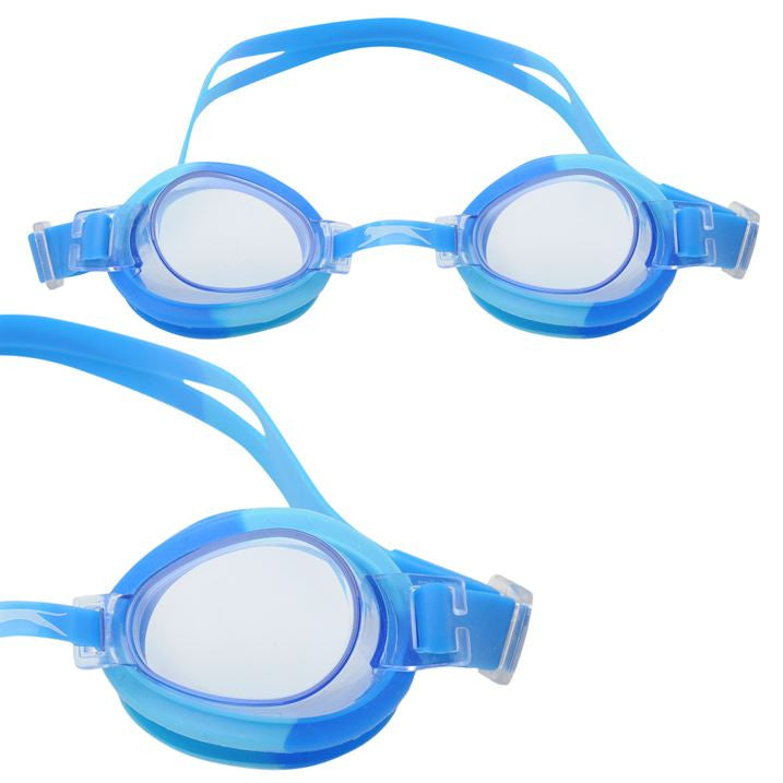 Slazenger Wave Swimming Goggles Kids