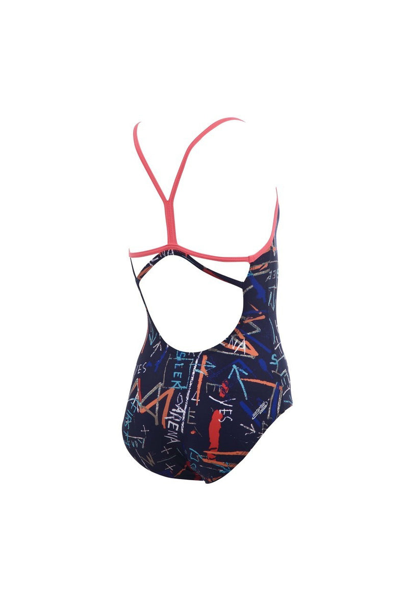 Arena Stamp Youth Swimsuit (6yrs Only)