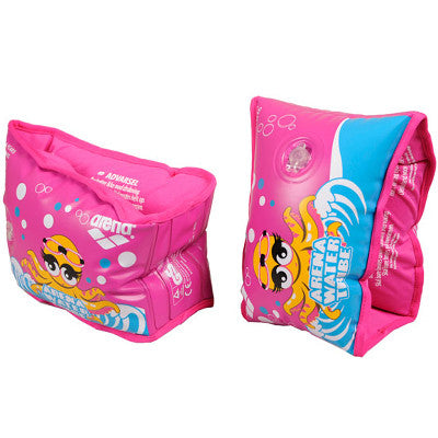 Arena Fuchsia Armbands (1-6 years)