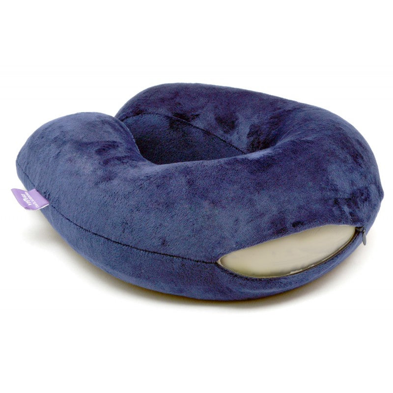 Unisex Inflight Use Memory Foam Travel Neck Pillow