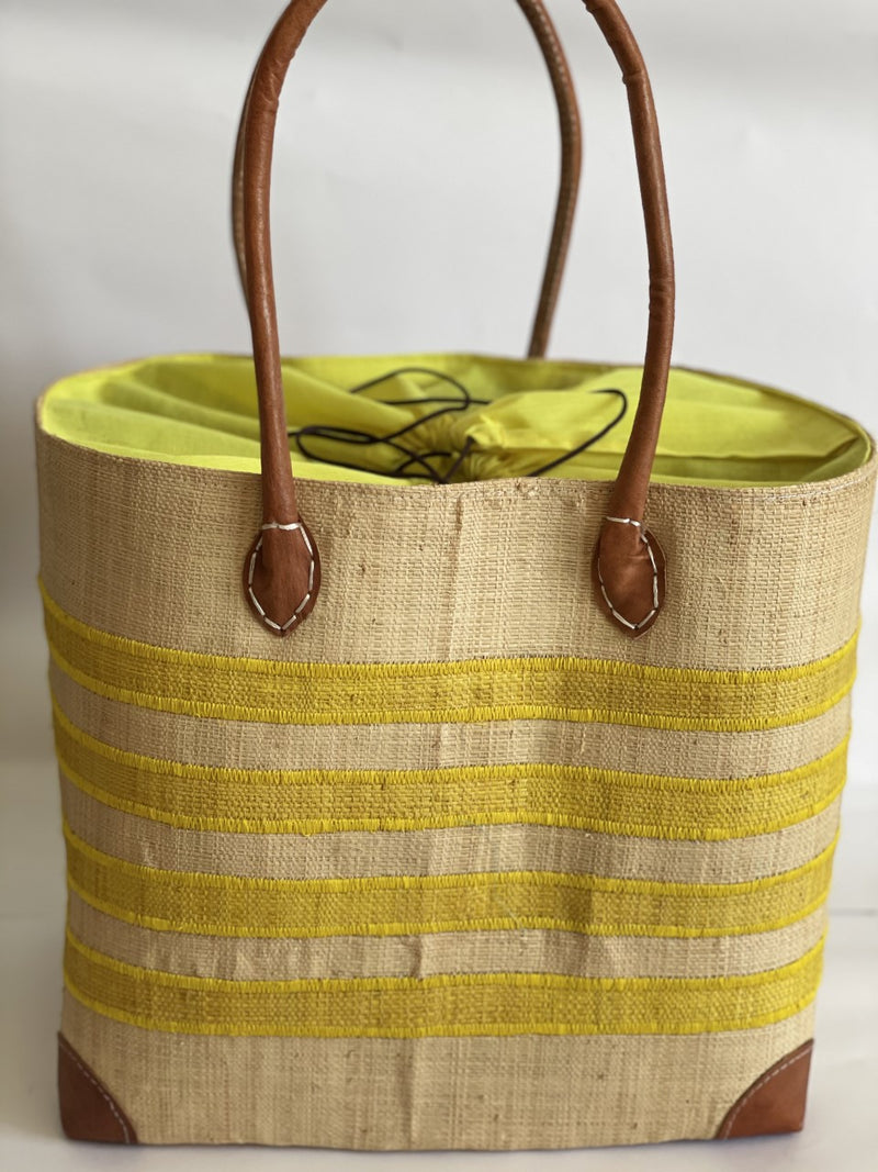Stripe It Up Tote
