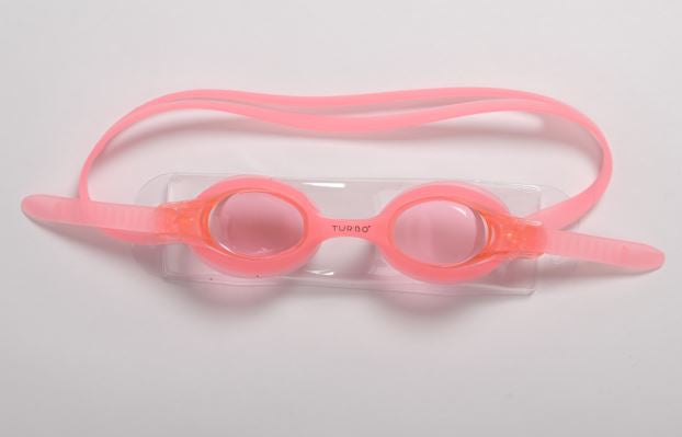 Turbo Florida Junior Swim Goggles (Pink)