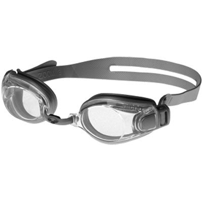Arena Zoom X-Fit Goggles-Silver
