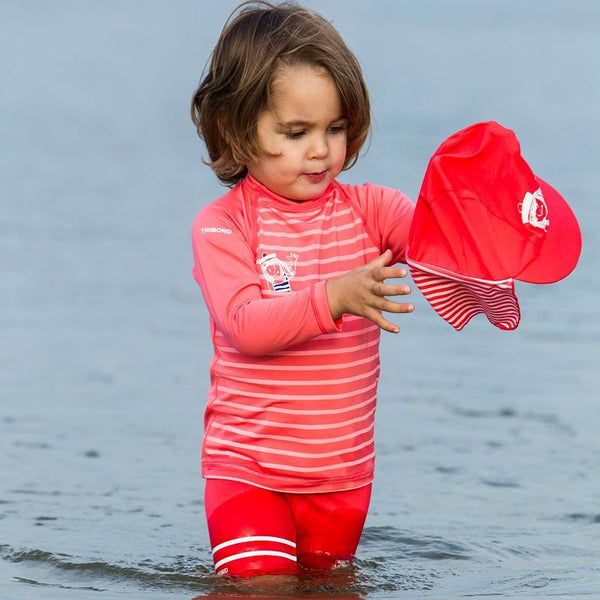 Toddler UV Protection Kit - Sailor Pink