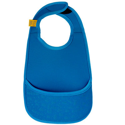 Neoprene Bib Blue