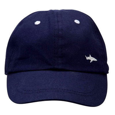 Blue Shark Motif Cap