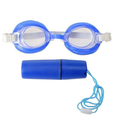 Goggles & Money Holder Kids
