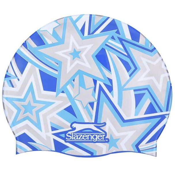 Slazenger Printed Swimming Cap  - Jr.