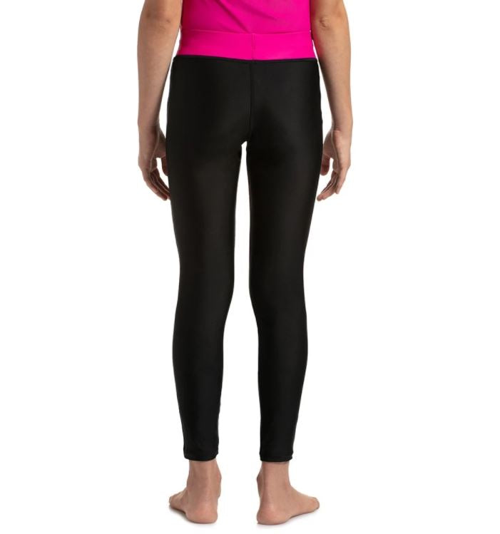 Speedo Active Contrast Swim Legging - Jr