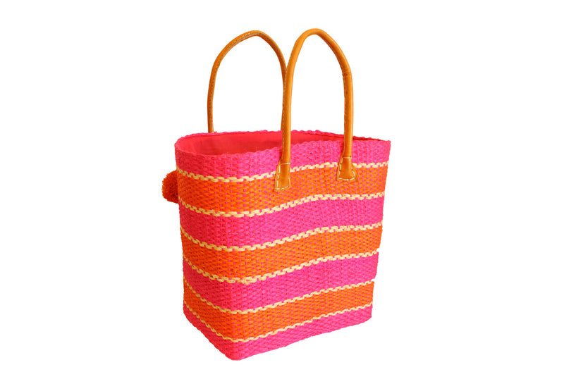 Candy Stripes Tote