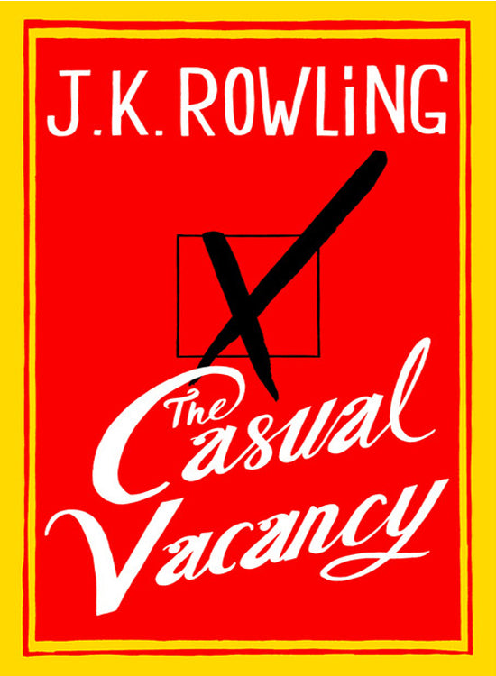 The Casual Vacancy (Hardcover)