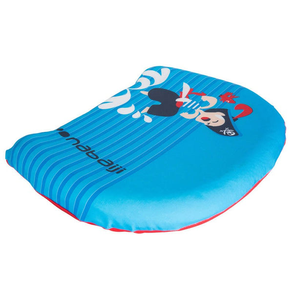 "Children's Swimming Kickboard With ""PIRATE"" Print - Blue"