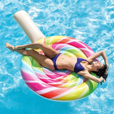 Lollipop Pool Floatie