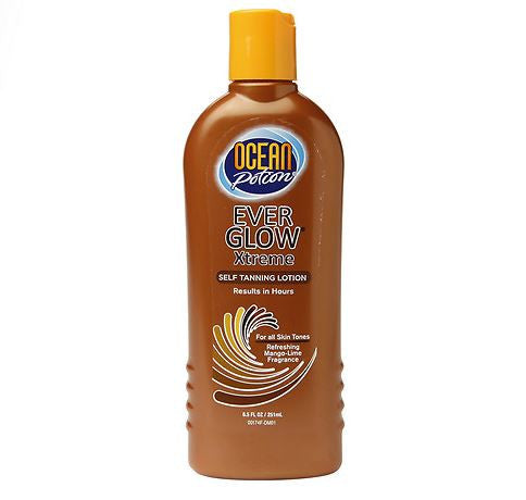 Ocean Potion Ever Glow Xtreme Self Tanning Lotion (250ml)