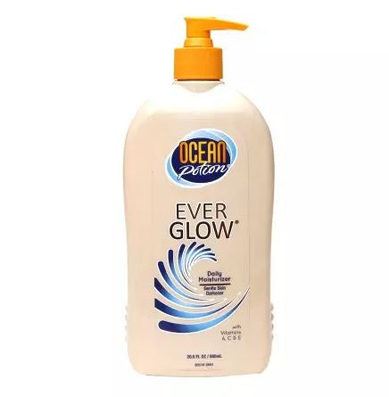Ocean Potion Everglow Daily Moisturizer with Gentle Skin Darkener (600ml)