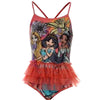 Disney Princess Tutu Swimsuit (Ages 2-4yrs)