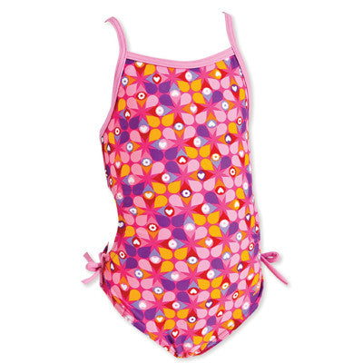 Zoggs Ellis Monokini - Zoggs Swimsuits for Girls