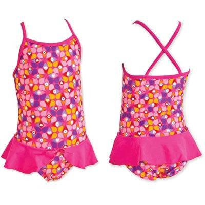Zoggs Ellis X-Back - Zoggs Swimsuits for Girls